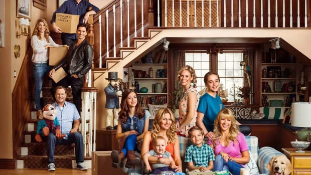 Fuller House is Coming to Netflix ! Will you watch?