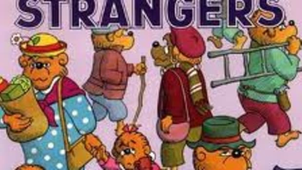 Books for Dealing with Strangers: The Berenstain Bears Learn About Strangers