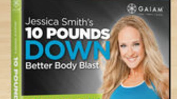 10 Pounds Down Better Body Blast from Gaiam