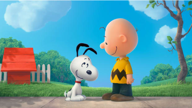 New Peanuts Movie Trailer!