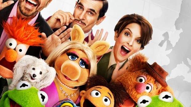 New Muppets Most Wanted Trailer