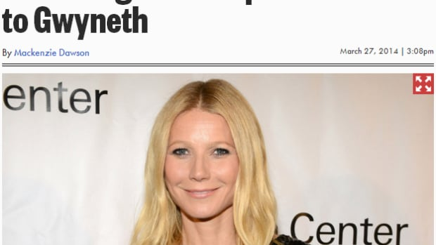 Gwyneth Paltrow Says Her Job Is Harder Than Being A Regular Working Mom www.TodaysMama.com
