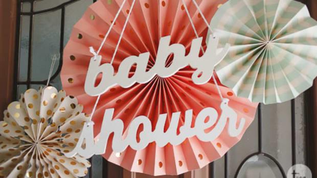 Baby Shower Details
