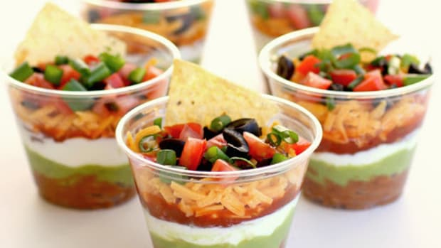 5 Easy Appetizers www.TodaysMama.com
