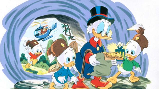 Disney Announces Ducktales Return!