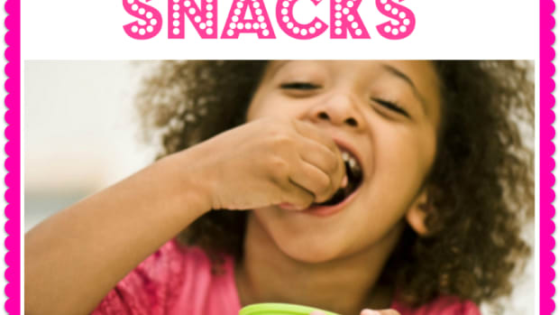 6 Kid Friendly Snacks