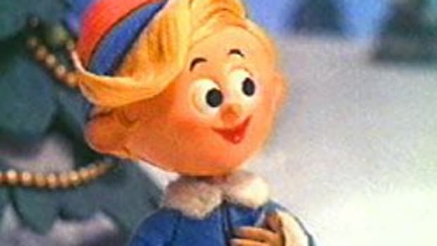 Harvey the Elf from Rudolph