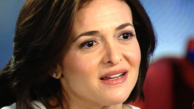 Sheryl Sandberg lean in women