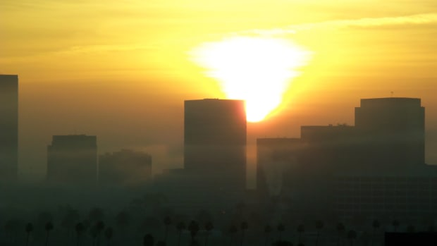 LA_Sunrise