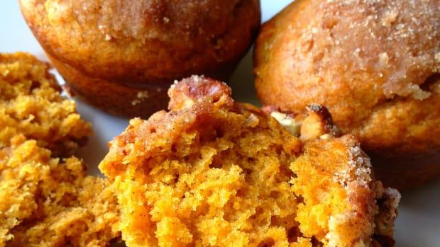 best pumpkin muffins delicious