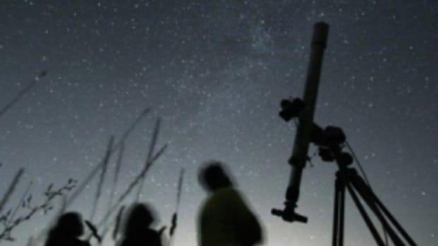 meteor shower 2011