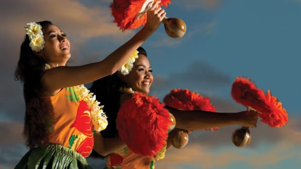 Waikiki Starlight Luau at Hilton Hawaiian Village is one of the best in Hawaii. (Courtesy Hilton Hawaiian Village)