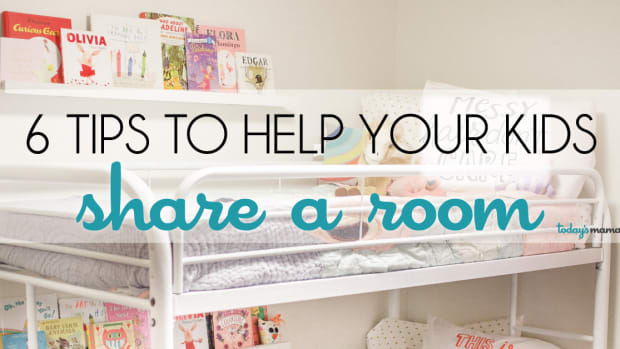 6 Tips to Help Your Kids Share a Room