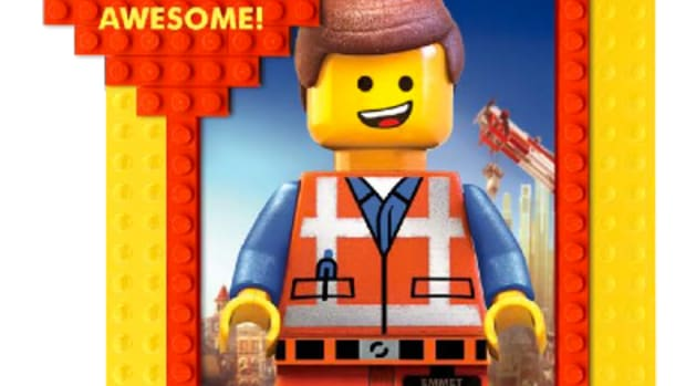 Lego Movie Printable Valentines