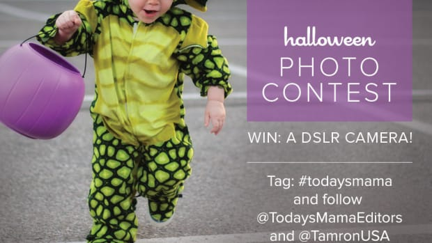 Halloween Photo Contest on TodaysMama.com