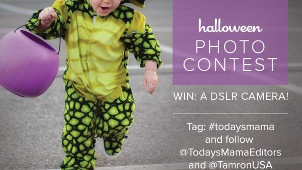 Halloween Photo Contest on TodaysMama.com