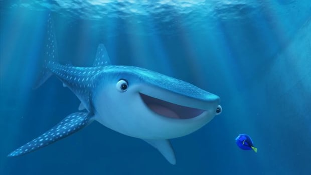 Brand New Finding Dori Trailer