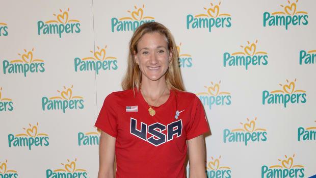 Kari Walsh 3 time Olympian medalist