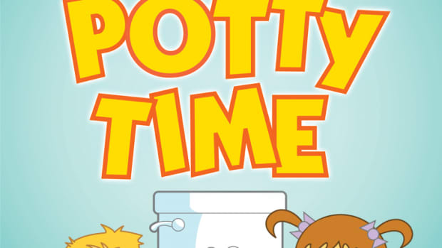 potty time app