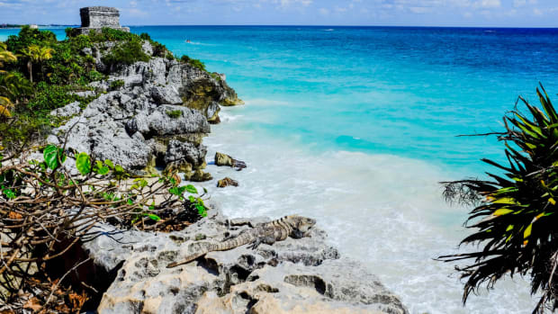 Tulum Ruins in the Riviera Maya (Photo: Michelle Rae Uy)