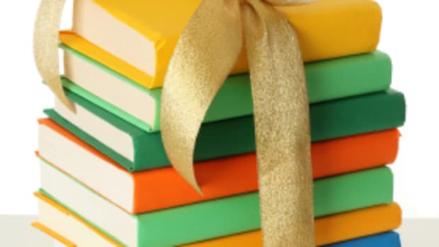 Give your school library your favorite children's book