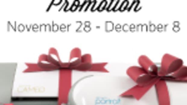 Silhouette Holiday Sale - TodaySMama.com
