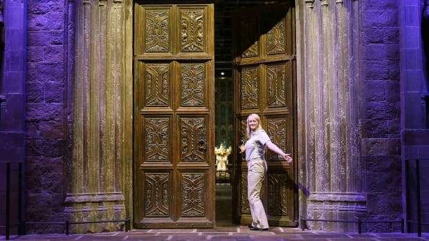 The Great Hall at Warner Bros. Studio Tour London (Courtesy Warner Bros. Studio Tour London)