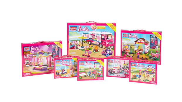 Giveaway: Barbie Mega Bloks Prizepack on TodaysMama.com