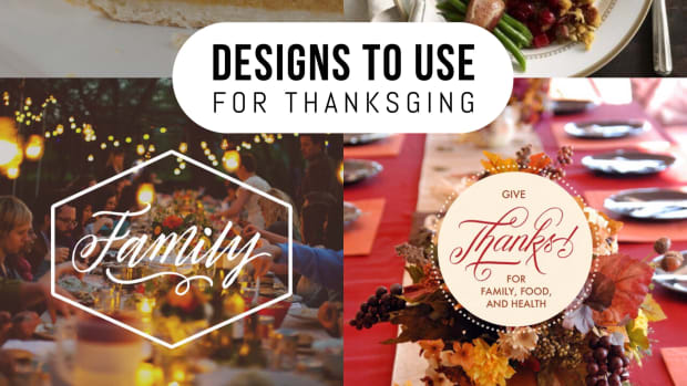 5 Photo Designs to Use for Thanksgiving