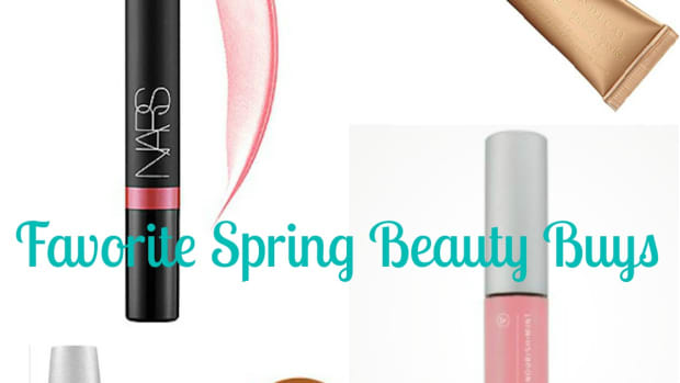Favorite Spring Beauty Buys on Today's Mama.com