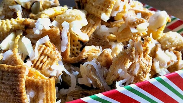 Chewy Chex Mix Recipe - TodaysMama.com
