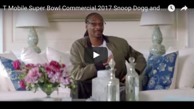 Martha Stewart and Snoop Dog Super Bowl Commercial
