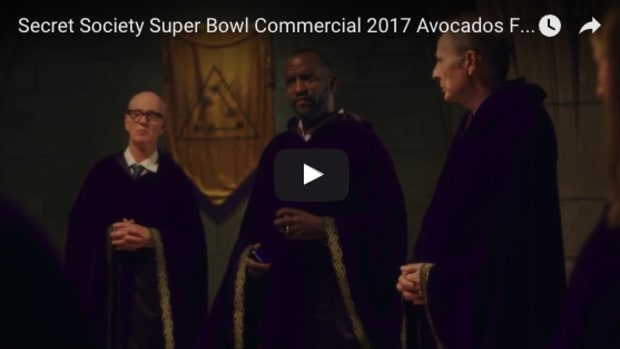 Illuminati Secret Society Avocados From Mexico