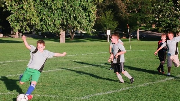 Playing like girls? Boys at Soccer