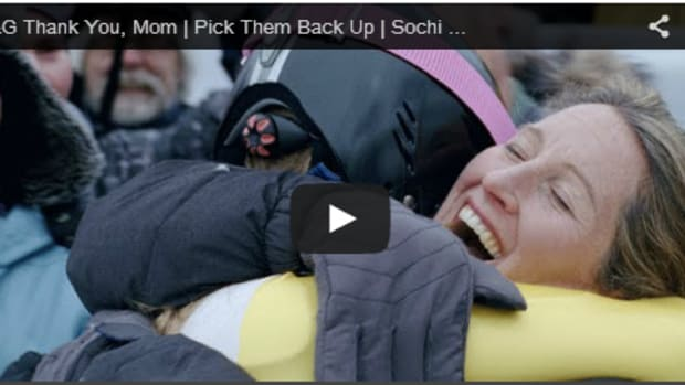 This Video WIll Make You Proud To Be A Mom www.TodaysMama.com #BecauseofMom