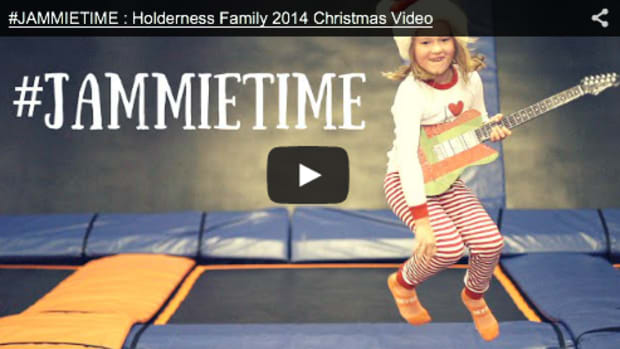 Holderness Family 2014 Christmas Video