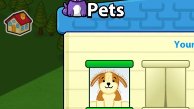My First Pet - Webkinz Friends