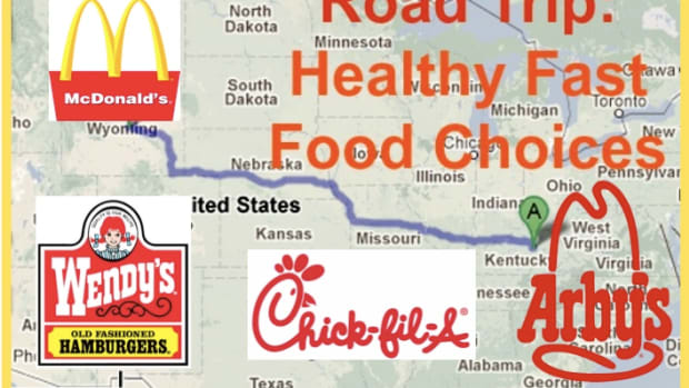 Healthy Fast Food Choices for Road Trips
