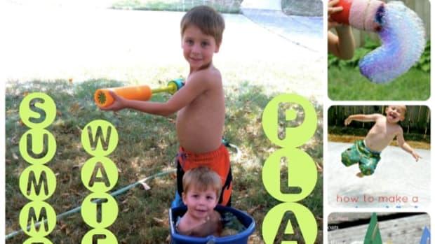 Summer Water Play