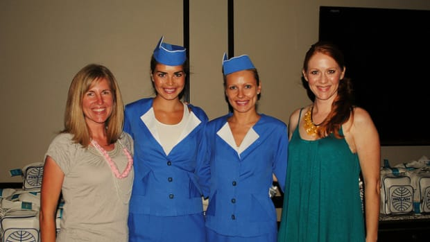 Pan Am Party
