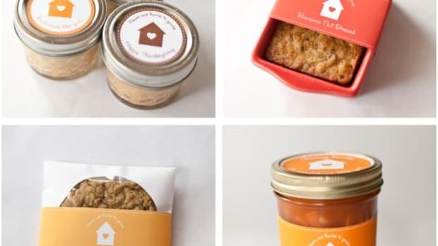 Free printable Thanksgiving Treat Labels