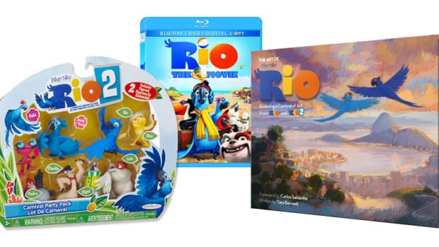 Rio 2 Giveaway!
