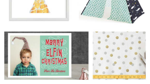 Deck The Halls: Minted Giveaway