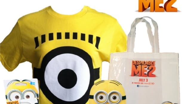 despicable me gift pack giveaway