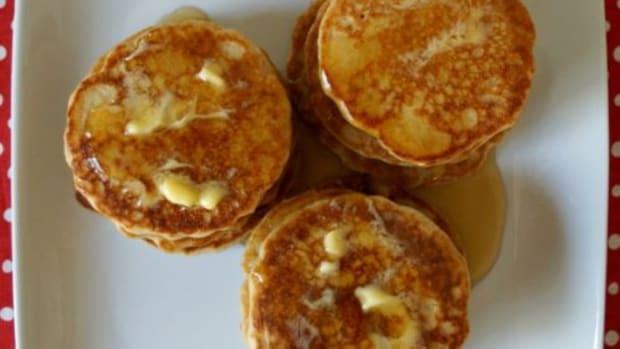 Pancake Sausage Stacks
