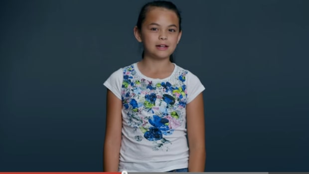 """Why We Need To Ban The Phrase """"Like A Girl."""" www.todaysmama.com"""
