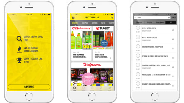 New Krazy Coupon Lady App!