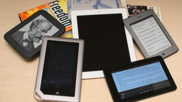 E-Book Reader Choices
