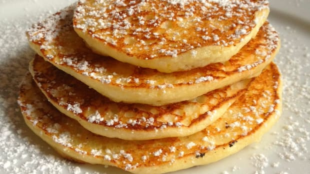 Family-Friendly Mardi Gras Ideas - Pancake Dinner