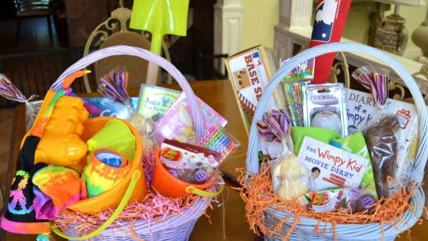 7 Themed Easter Baskets